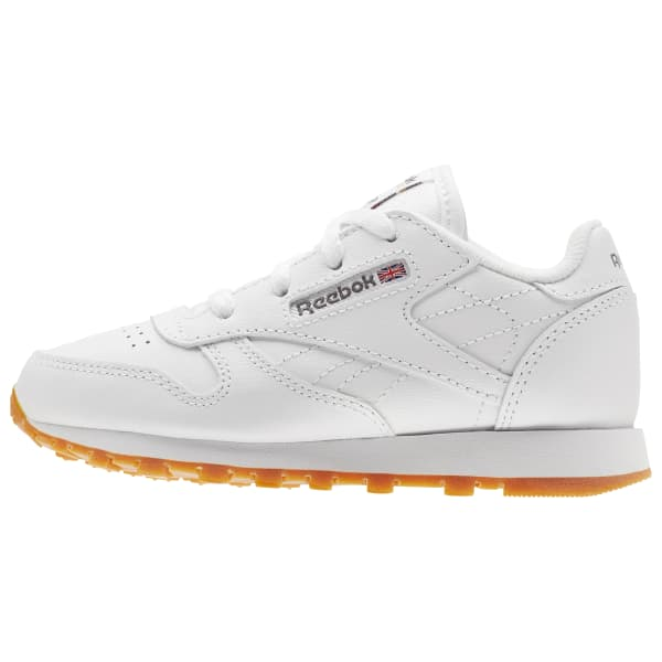 a01b84d9139 Reebok Classic Leather - Toddler - White