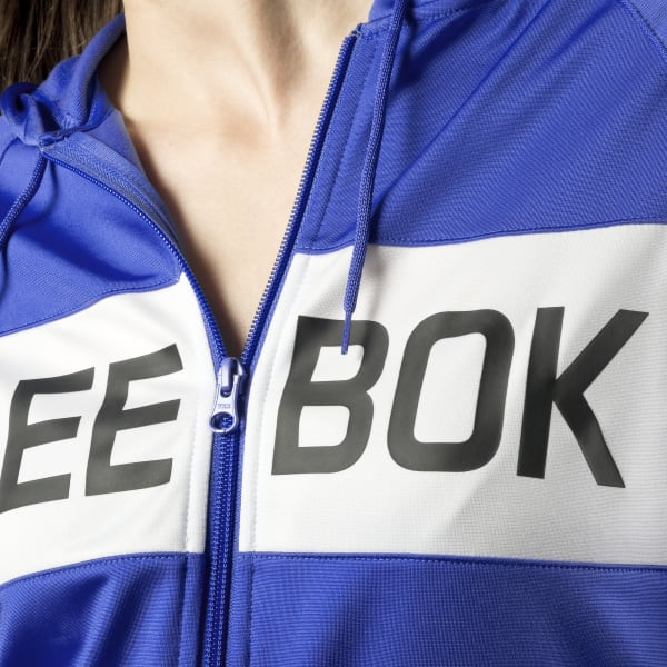 b78f407a31bf Reebok Elements Tricot Tracksuit - Blue