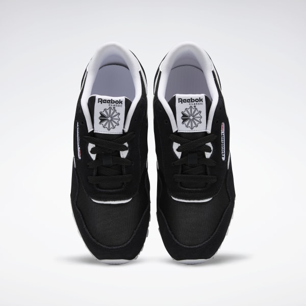Culo tifón oler  Reebok Classic Nylon Shoes - Grade School - Black | Reebok US