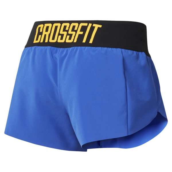 Reebok CrossFit® Knit Waistband Placed Shorts