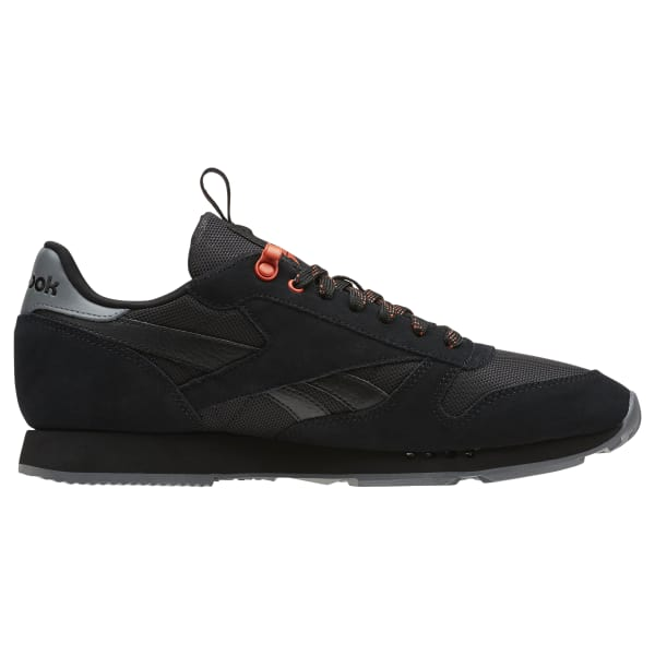 1e59d256 Reebok Classic Leather MU - Black | Reebok US