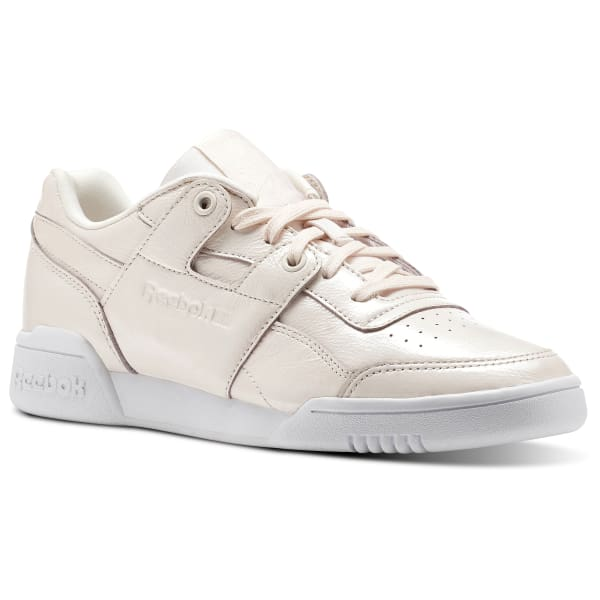 Reebok Workout Lo Plus Iridescent Rosa | Reebok Deutschland