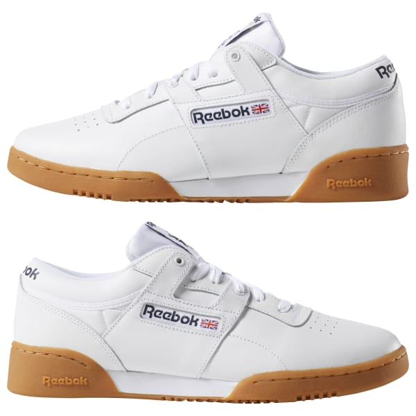 ba8558a7a1c Reebok Workout Low - White
