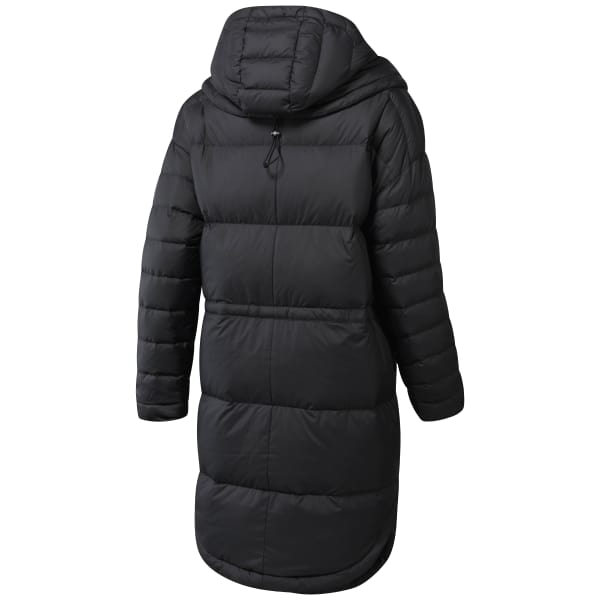 Outdoor Long Oversized Down Jacket