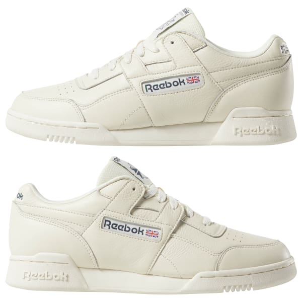 0e72d5a23b1 Reebok Workout Plus - White