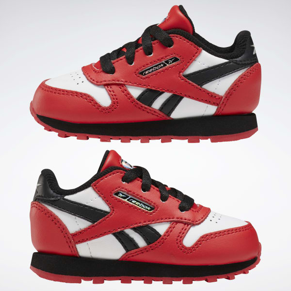 Reebok Classic Leather Shoes - Red