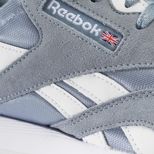 Reebok Classic Nylon Trainers In Blue Cn4250 Men Promo Codes