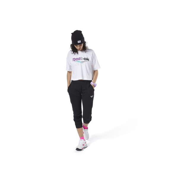 Classic Alter the Icons Crop Tee