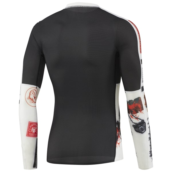 Maglia Reebok CrossFit Compression Long Sleeve