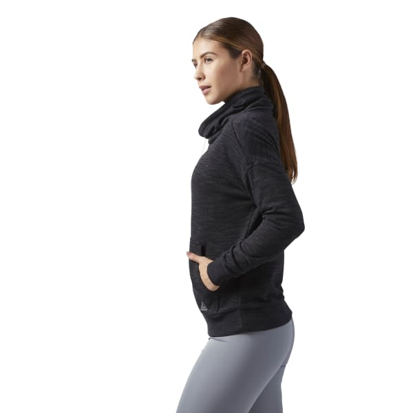 Training Essentials Cowl Neck Sweatshirt