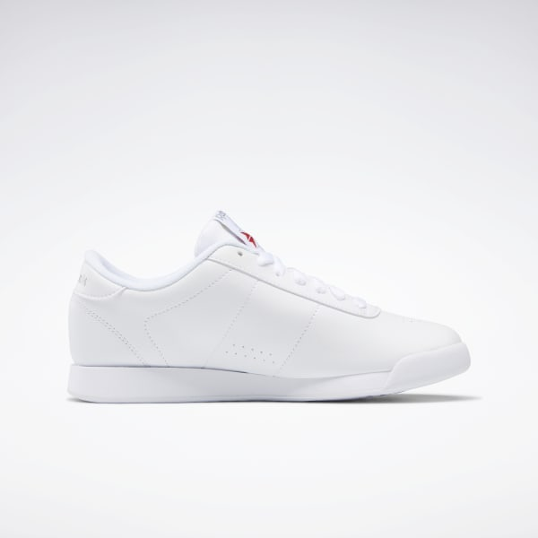 white casual runners