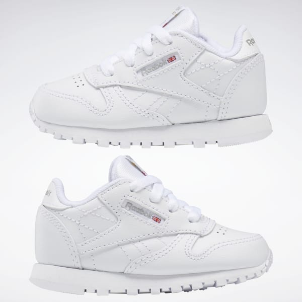 56f67d09d95 Reebok Classic Leather - Toddler - White