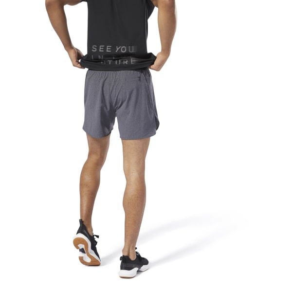 b8ae1204fd728 Reebok Running Epic Two-in-One Shorts - Black