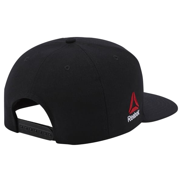 a3f000222b2 Reebok UFC Ultimate Fan Flat Brim Snapback Hat - Multicolor