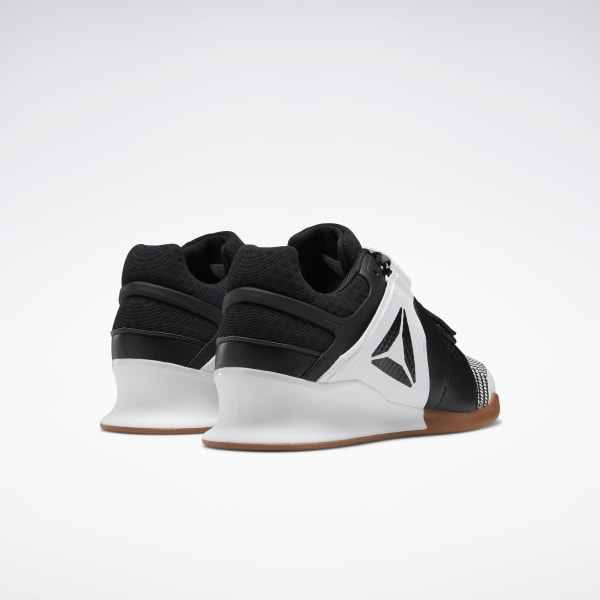 Reebok Legacy Lifter FlexWeave Shoes White | Reebok Denmark