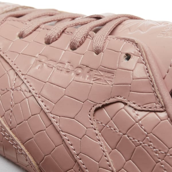 0da65891eac Reebok Classic Leather Crackle - Pink
