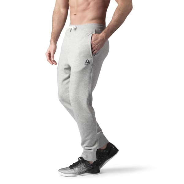 French Terry Cuffed Pant