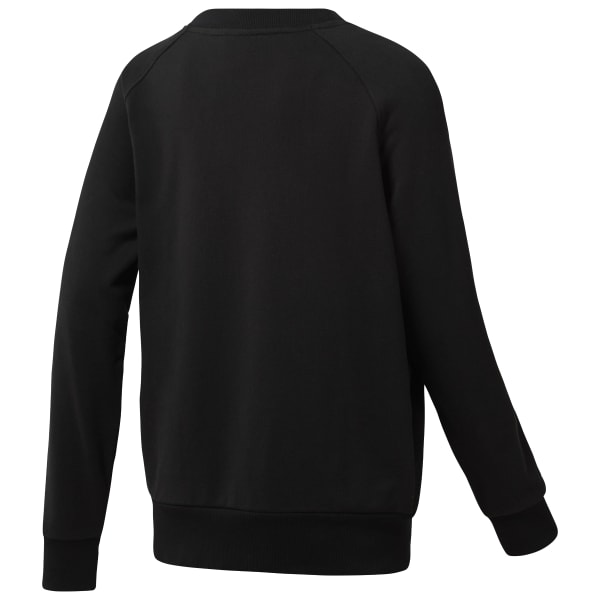 Cotton Cover-Up Sweatshirt