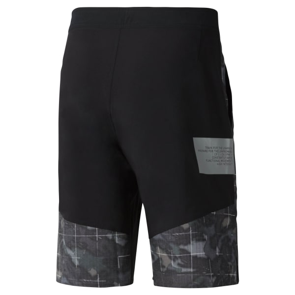 Pantalón corto Reebok CrossFit Super Nasty Tactical
