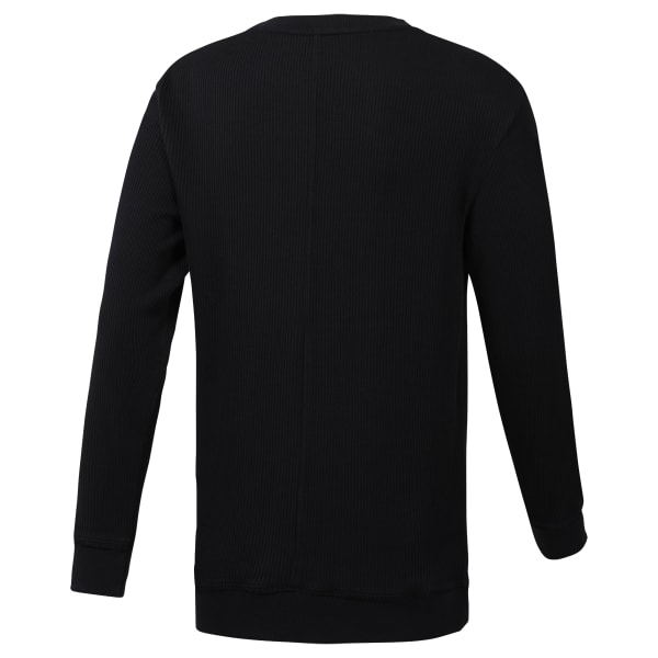 Noble Fight Sand Washed Knitted Crew Neck