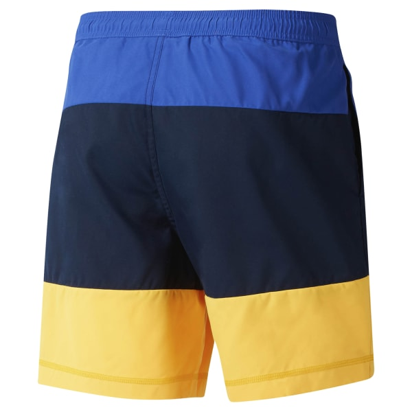 Short Beachwear Modern Retro