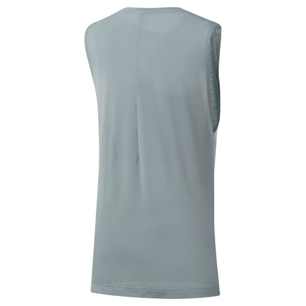 Training Supply Solid Muscle Tank Top