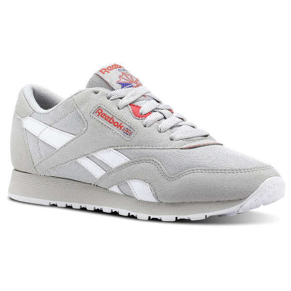 reebok classic leather noir nylon