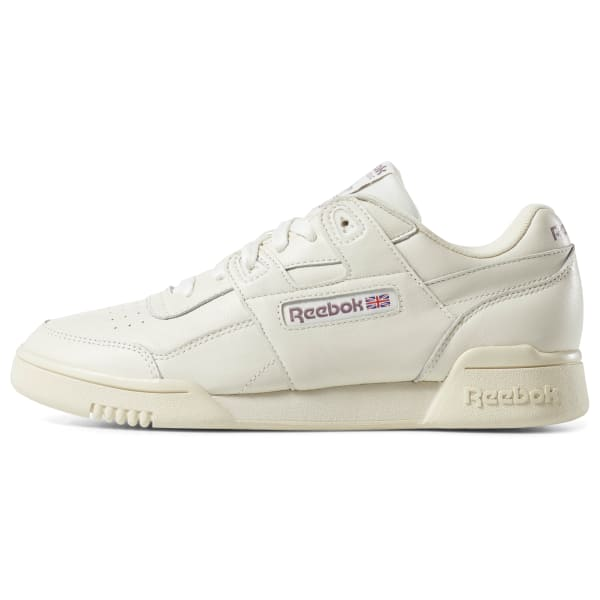 43909cf0894 Reebok Workout Lo Plus - White