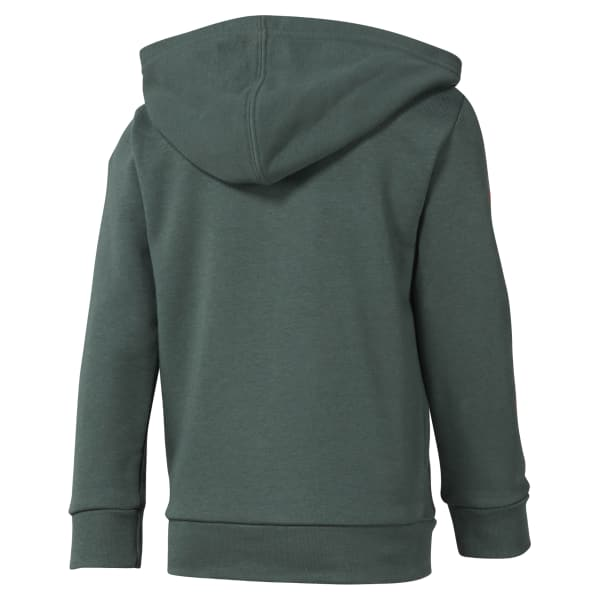 Boys Training Essentials Fullzip Hoody