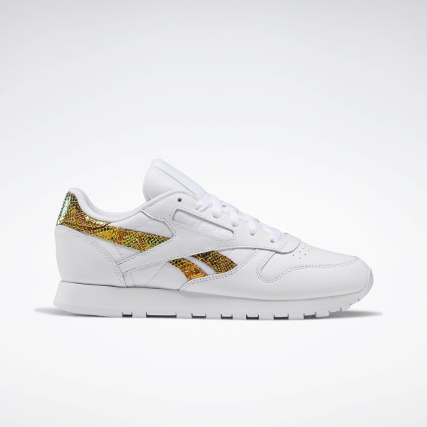 Reebok Classic Leather Shoes - White