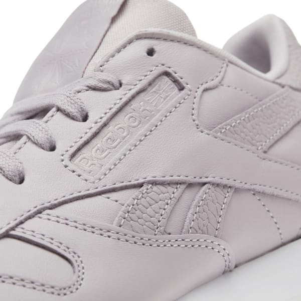 bb1692656f8b9 Reebok Classic Leather PS Pastel - Fioletowy | Reebok Poland