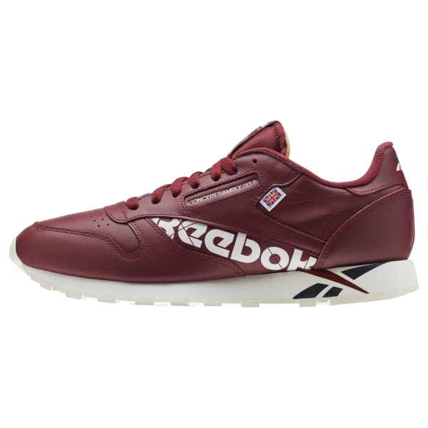 026f5287867c78 Reebok Classic Leather MU - Red