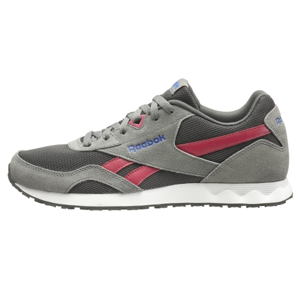 Reebok Classics Mens Royal Jogger 2 Trainers HS Blue//Red//White Shoes