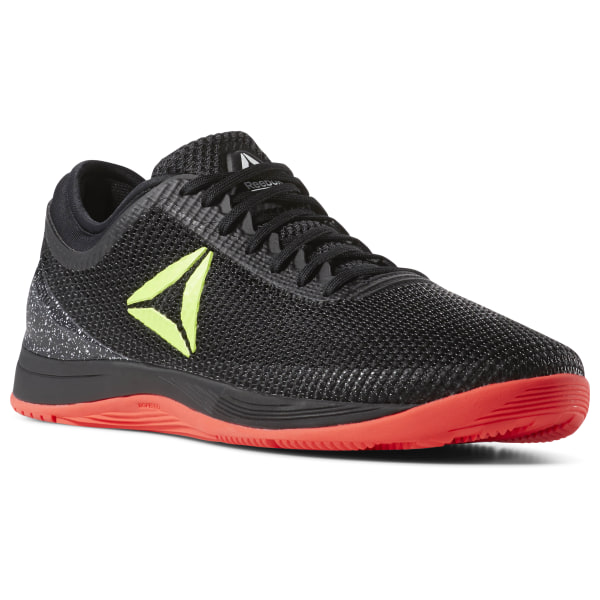 Details about Reebok Crossfit Nano 8.0 Flexweave Mens Gym Training Shoes Red