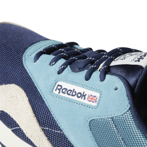 billig Reebok Synthetic Nylon Mu Mist Navy Sand Polar in