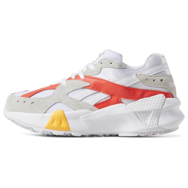 double aztrek chaussure chaussure reebok blanche LqGSUMVpz