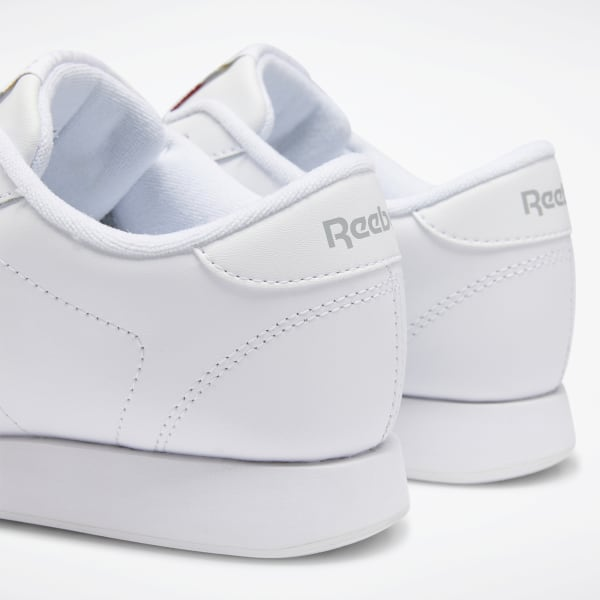 Womens White Reebok Princess Classic S Women Ii Elevated
