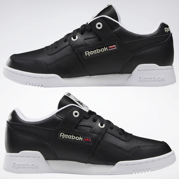 reebok workout plus noir