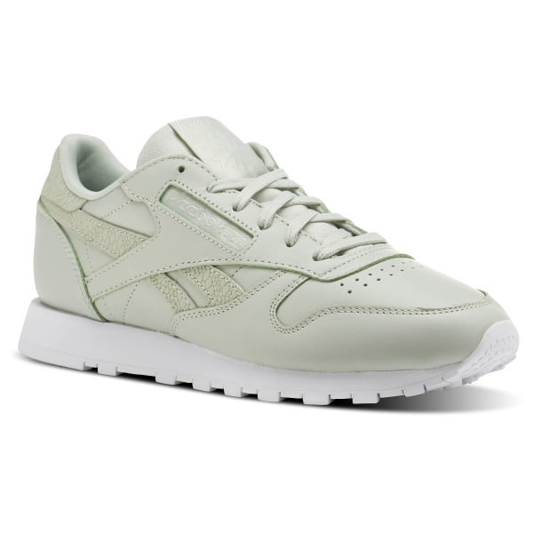 buy online 75cb1 61b24 Reebok Classic Leather PS Pastel - Green | Reebok Norway