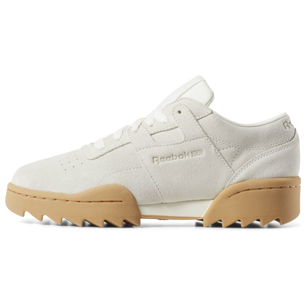 Reebok Classic WORKOUT RIPPLE Sneakers laag white