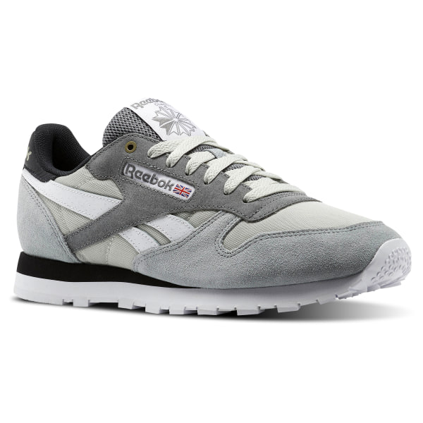discount shop diversified in packaging low cost Reebok Classic Leather MCCS - Grey   Reebok Australia