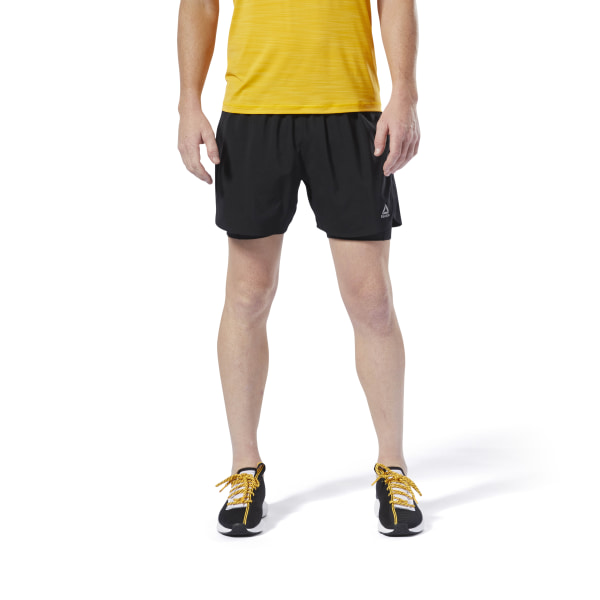 Run Essentials Two in One Shorts