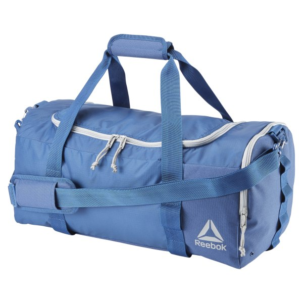 Reebok ENH 20in Work Duffle Bag Blue | Reebok US