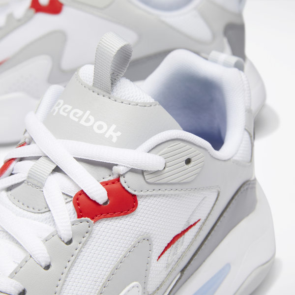 REEBOK ROYAL TURBO IMPULSE White / Pure Grey 2 / Primal Red EH3465