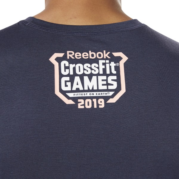 Reebok CrossFit® Games ACTIVCHILL + Cotton T Shirt