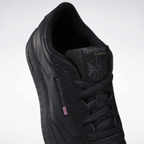 Reebok Club C 85 Noir | Reebok France