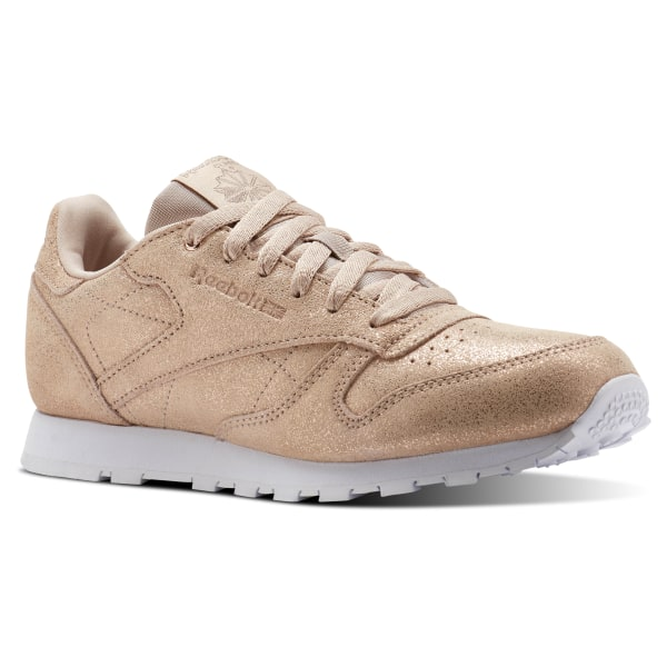 rose gold blanche et reebok classic 2ED9YHIW