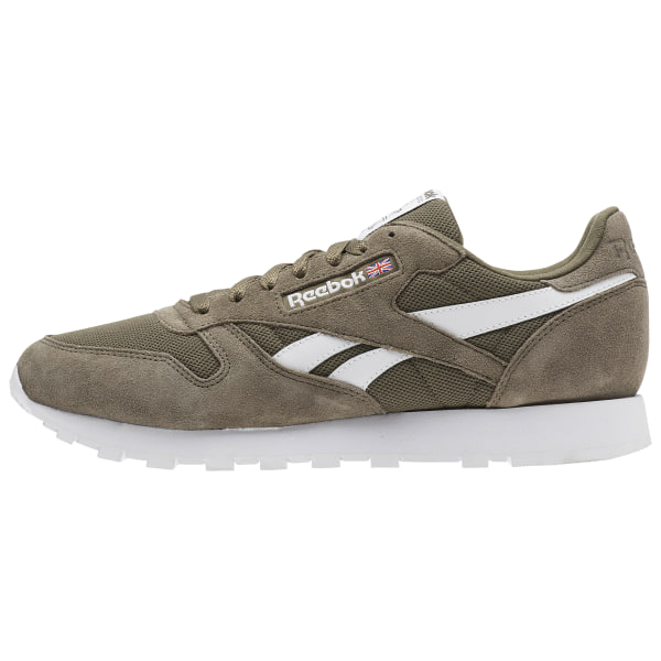 Reebok Classic Leather Grey | Reebok MLT