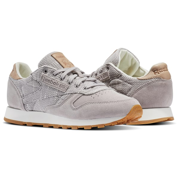classic leather elevated basics reebok