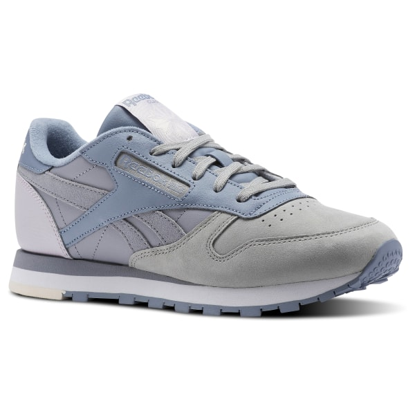reebok classic leather grey